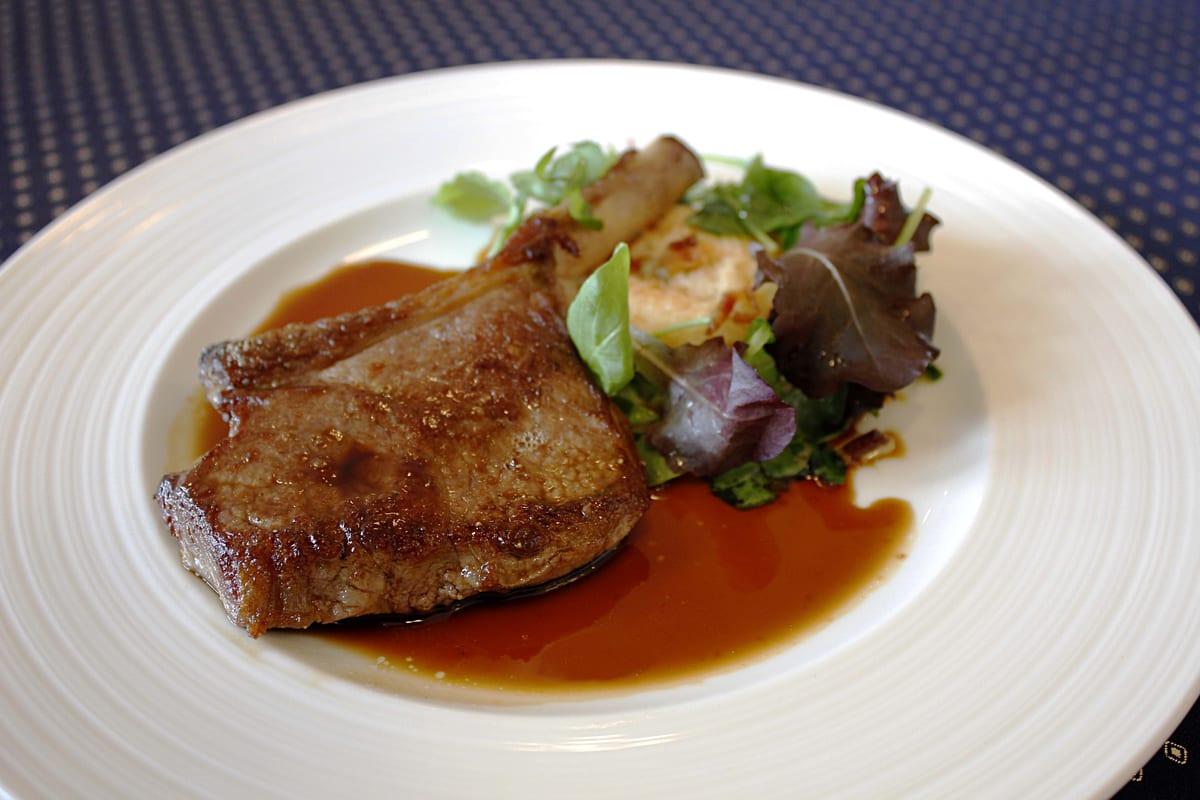 SPA & HOTEL 舞浜ユーラシア「幻のレストラン」ディナー メイン