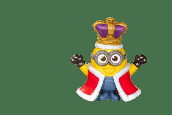 ハッピーセット「ミニオンズ」おもちゃ2