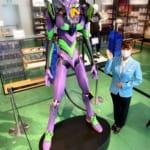 「SMALL WORLDS TOKYO」エヴァンゲリオン初号機 ヒューマンスケールフィギュア
