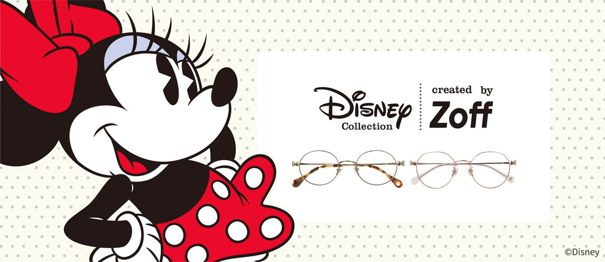 Disney Collection created by Zoff Minnie's Ribbon Seriesサブ