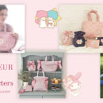 Maison de FLEUR × Sanrio characters POP UP SHOP