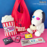 PLAZAのPEANUTSプロモーション「MOVIE NIGHT WITH SNOOPY」