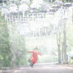 メッツァ アンブレラスカイ・デザインプロジェクト2020「ニョロニョロの雷スプラッシュ!」