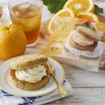 『Afternoon Tea』監修「オレンジアールグレイの紅茶シフォンサンド」