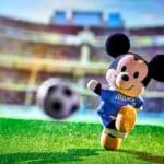 「nuiMOs(ぬいもーず)」ミッキーマウスイメージ