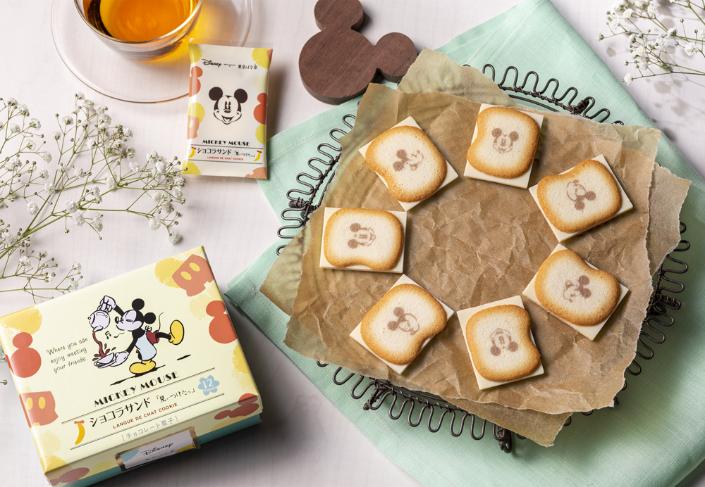 Disney SWEETS COLLECTION by 東京ばな奈 クリームサンド3
