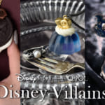 Disney Story Dreamed by Q-pot.「Disney Villains」コレクション