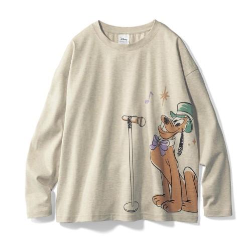 ショータイム長袖Tシャツ プルート