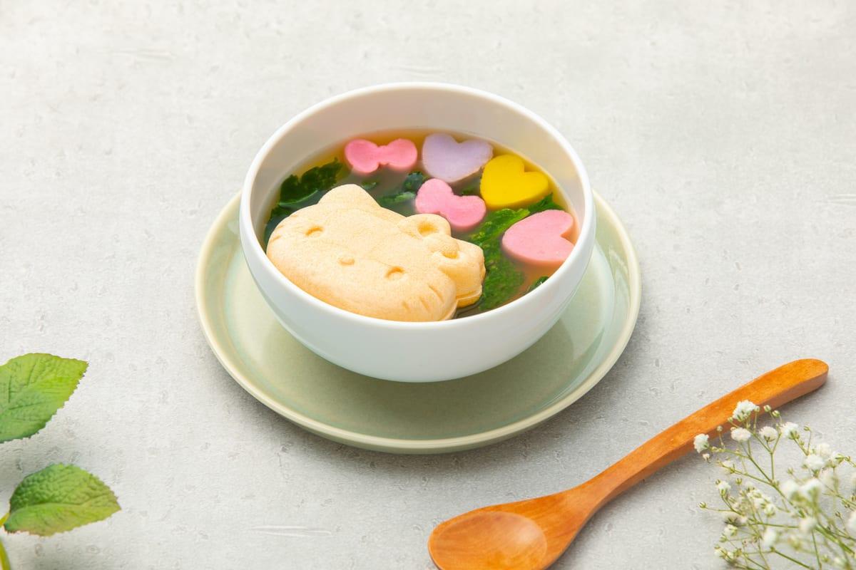 ハローキティ 宝の麩「お味噌汁」
