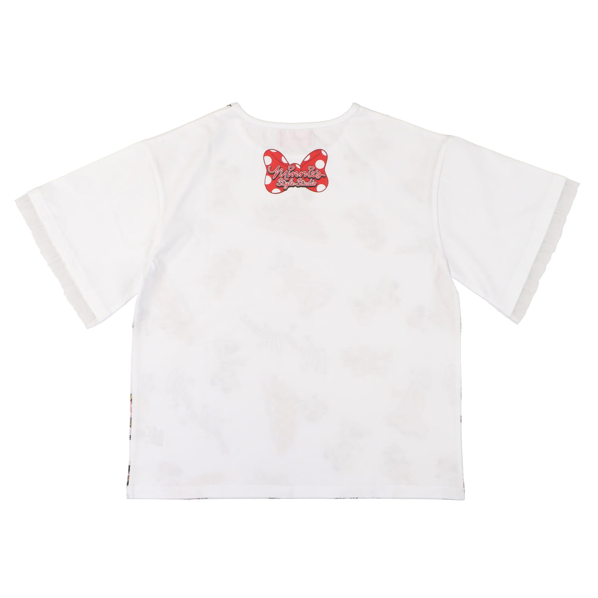 Tシャツ 総柄2