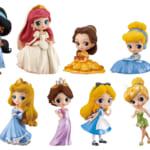 バンプレスト「Disney Characters Q posket petit -Girls Festival-vol.2」