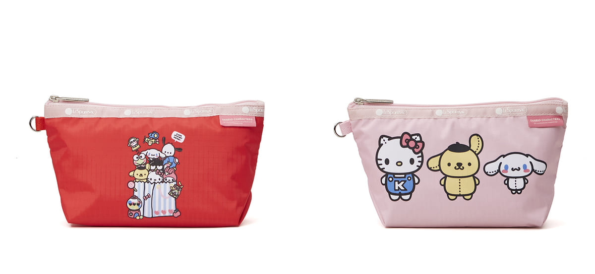 A little Gift & Hello Kitty and Friends