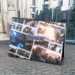 インロック MARVEL「アベンジャーズ/エンドゲーム」2021年卓上カレンダー