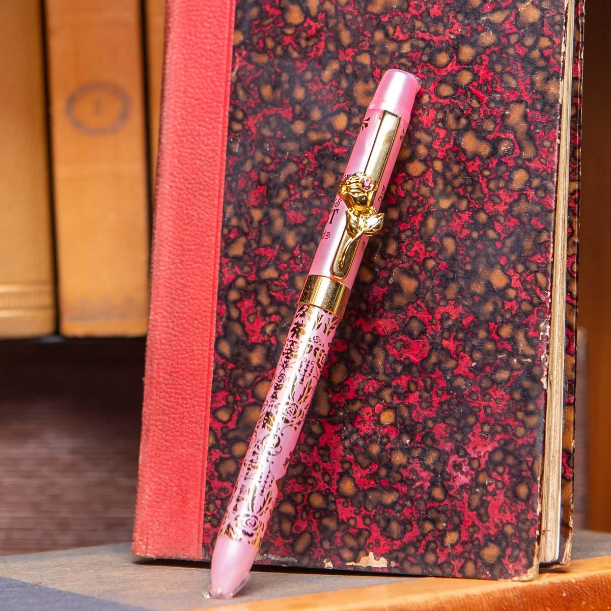 ボールペン2色&シャープペンシル