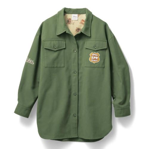 刺繍入りCPOジャケット