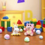 トイ・ストーリー Fluffy Puffy~ロッツォ&バターカップ~ イメージ