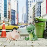 トイ・ストーリー Fluffy Puffy~ハム&レックス~ イメージ2