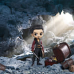 Q posket Disney Characters -Will Turner-