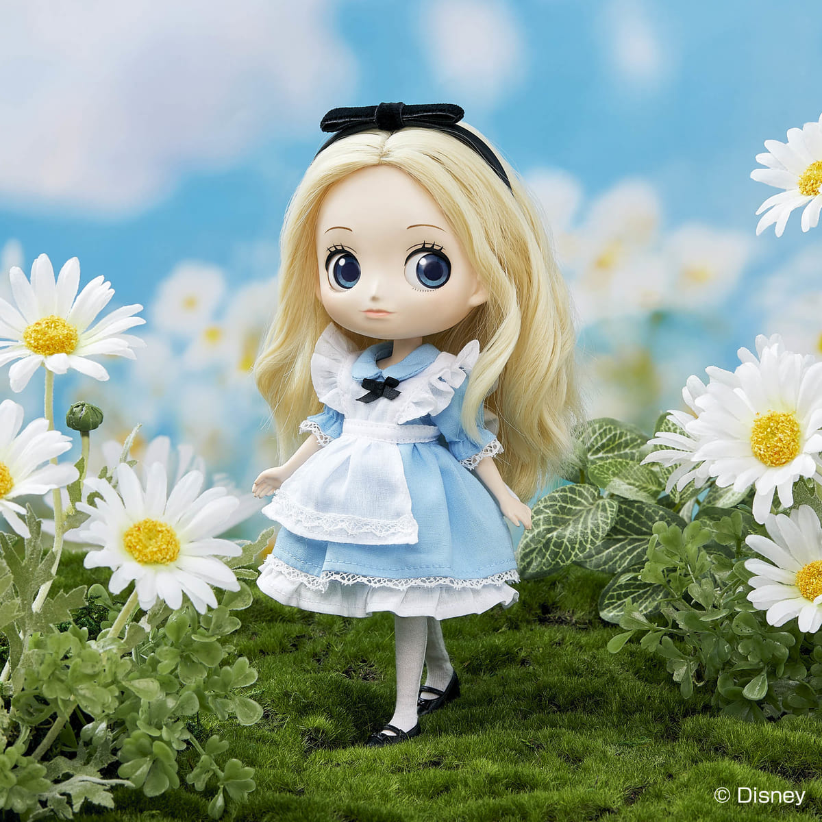 Q posket Doll ~Disney Character Alice~02
