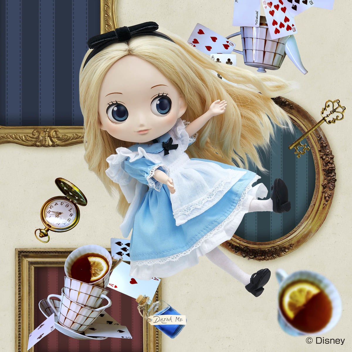 Q posket Doll ~Disney Character Alice~05