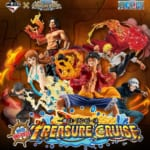 一番くじ ワンピース with ONE PIECE TREASURE CRUISE2