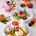 Kirby Café (カービィカフェ)「秋の期間限定メニュー」
