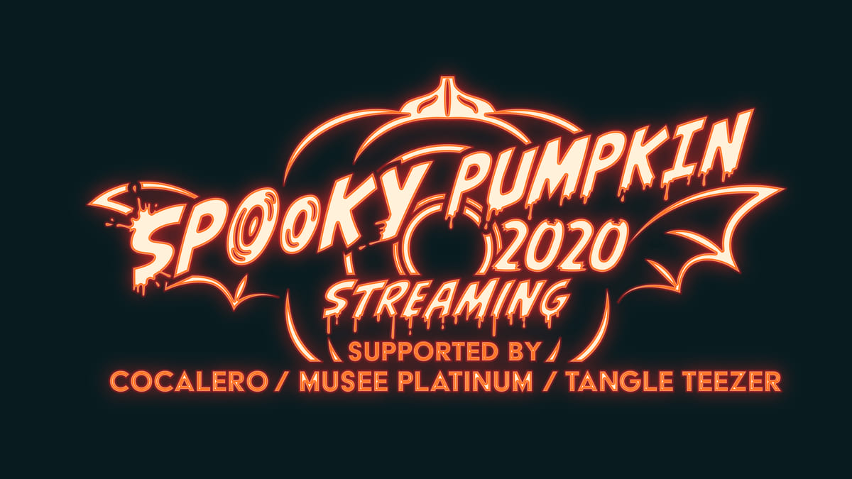 SPOOKY PUMPKIN 2020 STREAMING サブ
