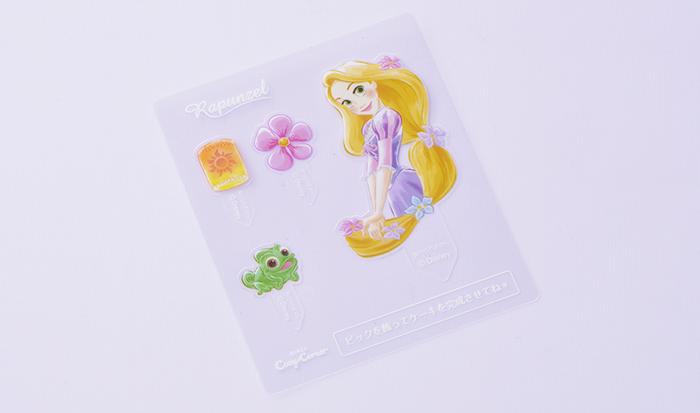 銀座コージーコーナー ディズニープリンセス「ラプンツェル ドレスケーキ」4