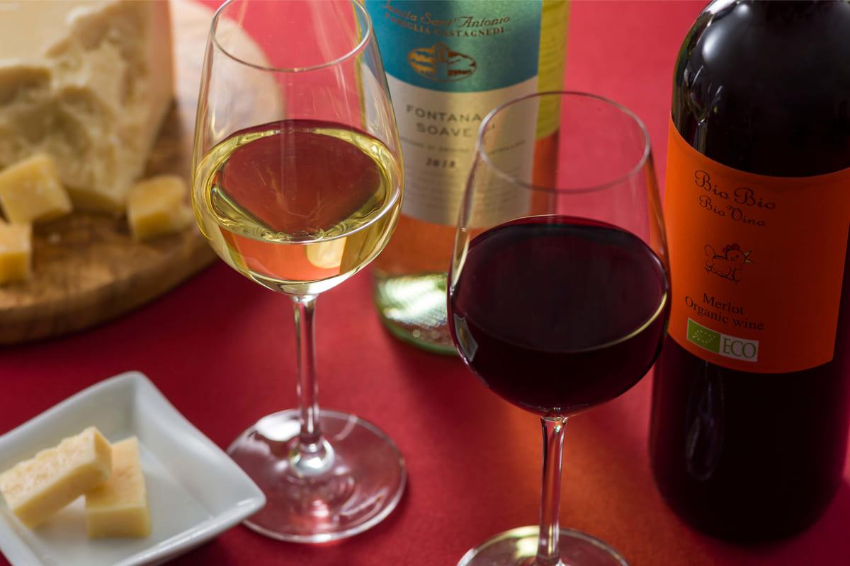 ソムリエのおすすめグラスワインセット