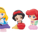 バンプレスト「#Sweetiny petit Disney Characters vol.1」