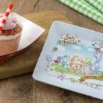 東京ディズニーシー「ダッフィー&フレンズのSay cheese!」チェリーマフィン、スーベニアプレート付き