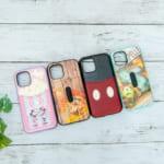PGA「ディズニー」iPhone 12 mini、iPhone 12 /12 Pro用タフポケットケース
