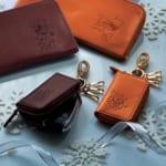 栃木レザー製牛革のスマートキーケース