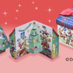 ディズニークリスマス焼き菓子メイン