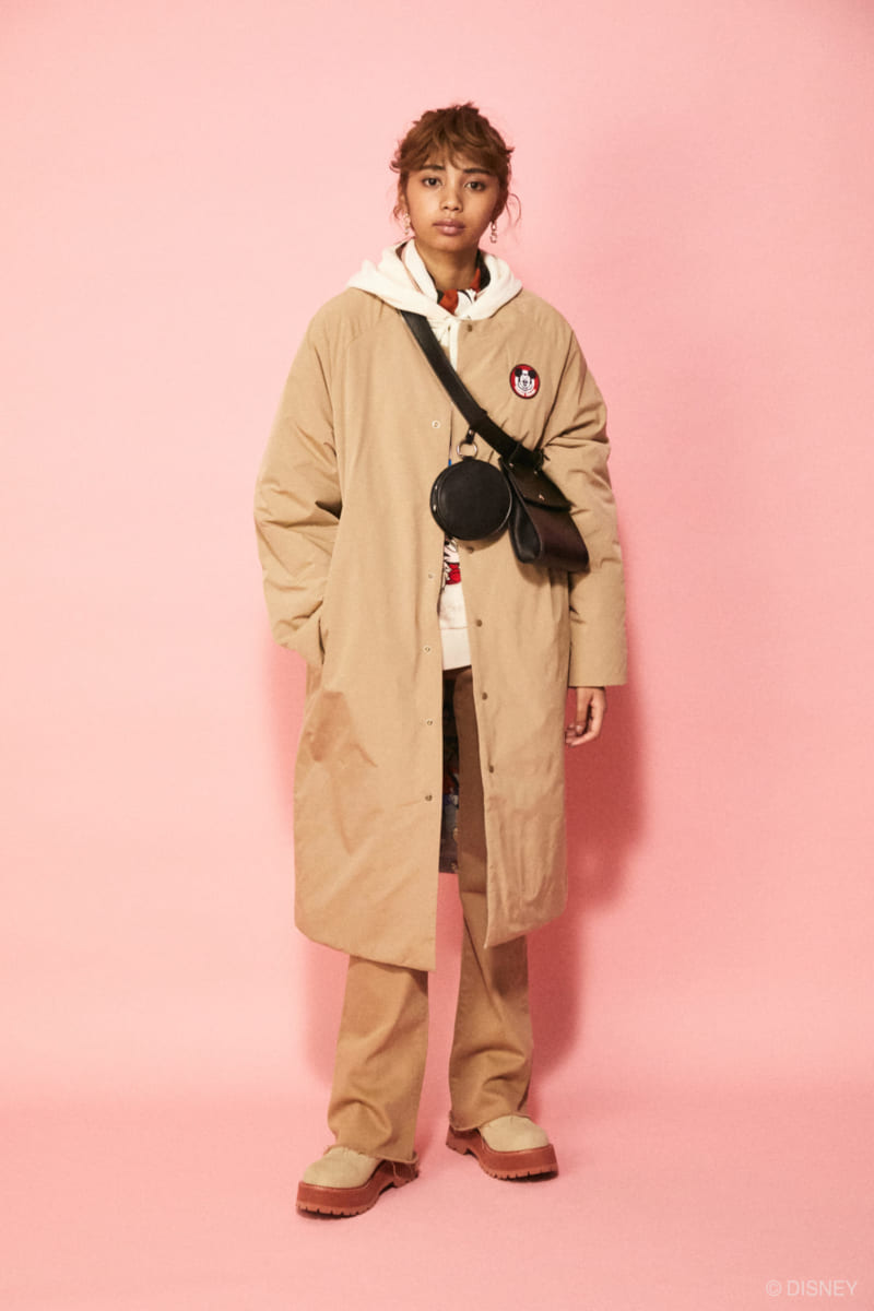MD WELCOME FRIENDS LONG COAT