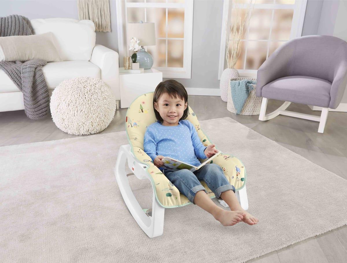 サンリオベビー インファント・トドラーロッカー 幼児使用時