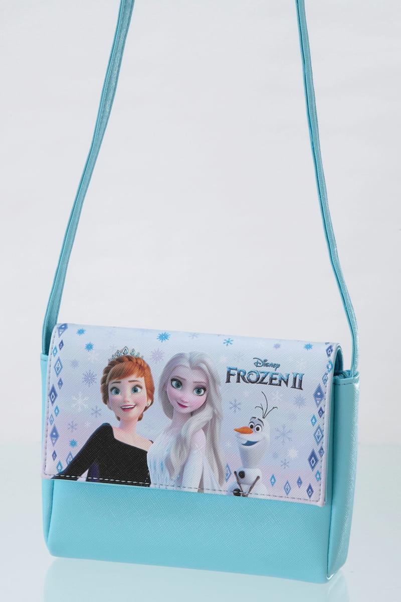 アナと雪の女王 パーフェクトブック レザー風ポシェット