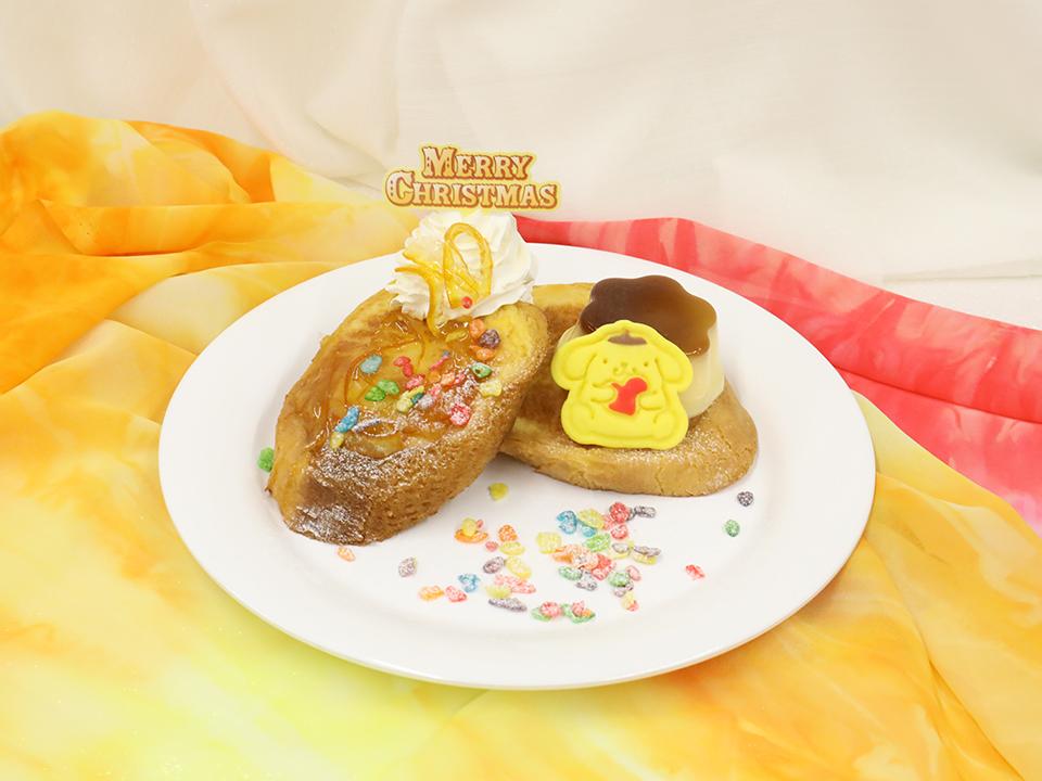 Merry Christmas☆プリンの幸せフレンチトースト