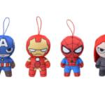 キャプテン・アメリカ ブラック・ウィドウ アイアンマン スパイダーマン