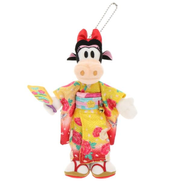 クララベル・カウのぬいぐるみバッジも!東京ディズニーリゾートのお正月2021グッズ・お土産