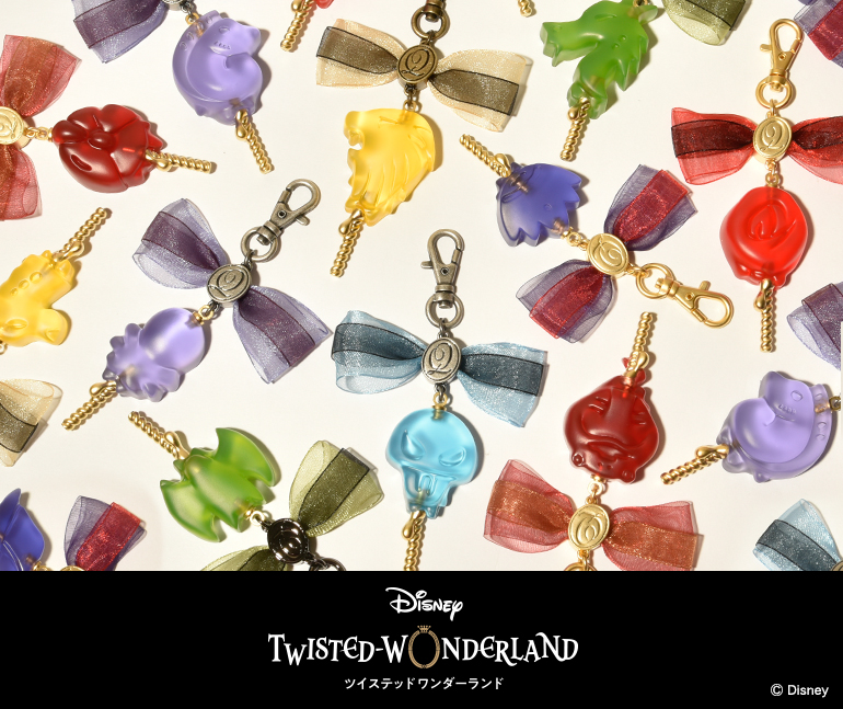 Q-pot. Disney Twisted-Wonderland Collection 第2弾
