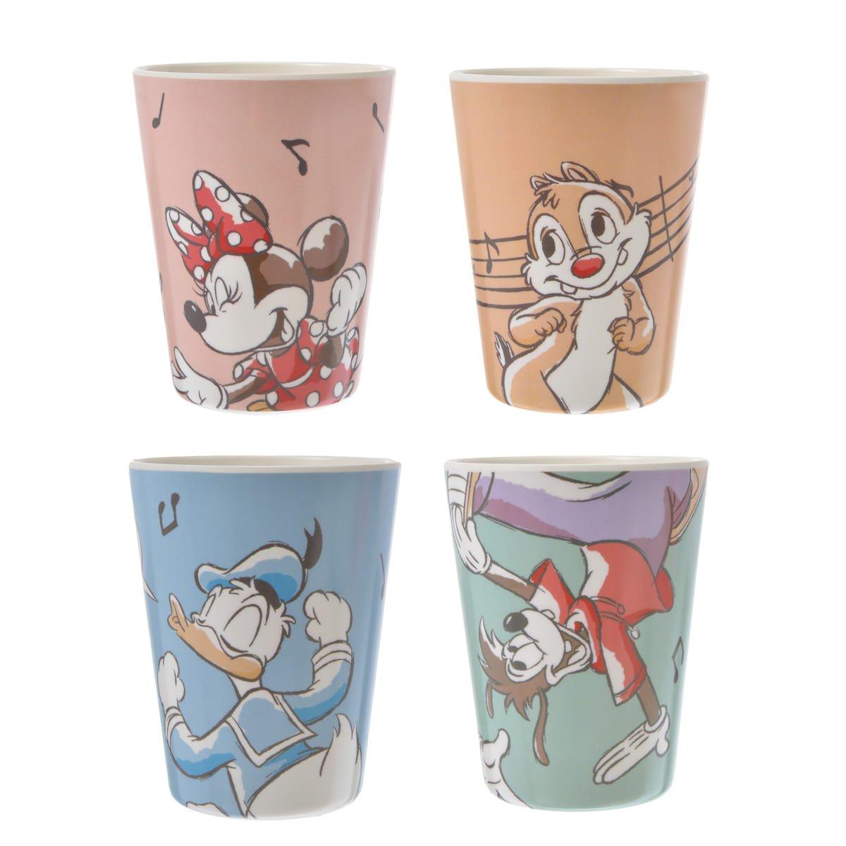 メラミンカップ4個セット2