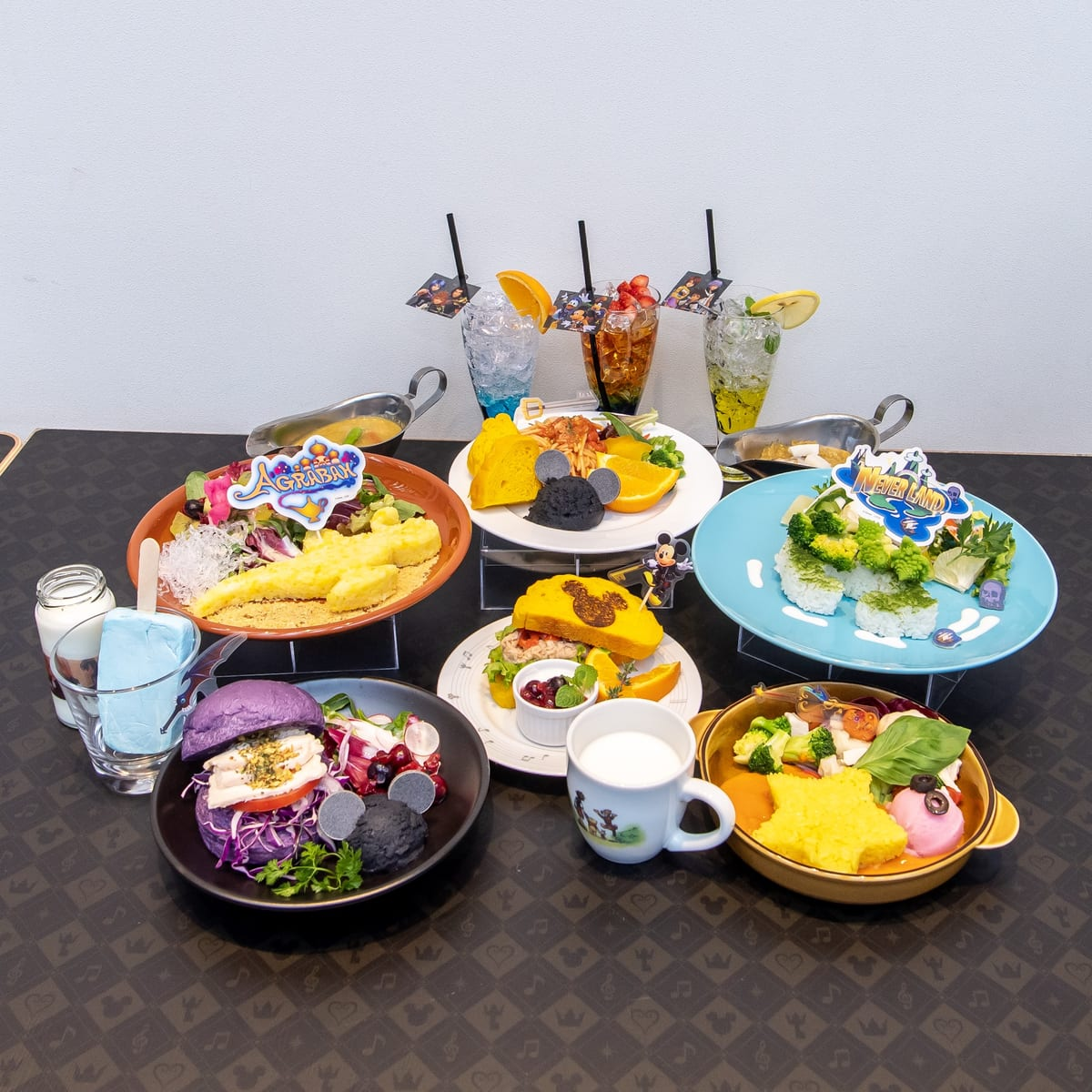 OH MY CAFE プロデュース「KINGDOM HEARTS Melody of Memory」 Cafe