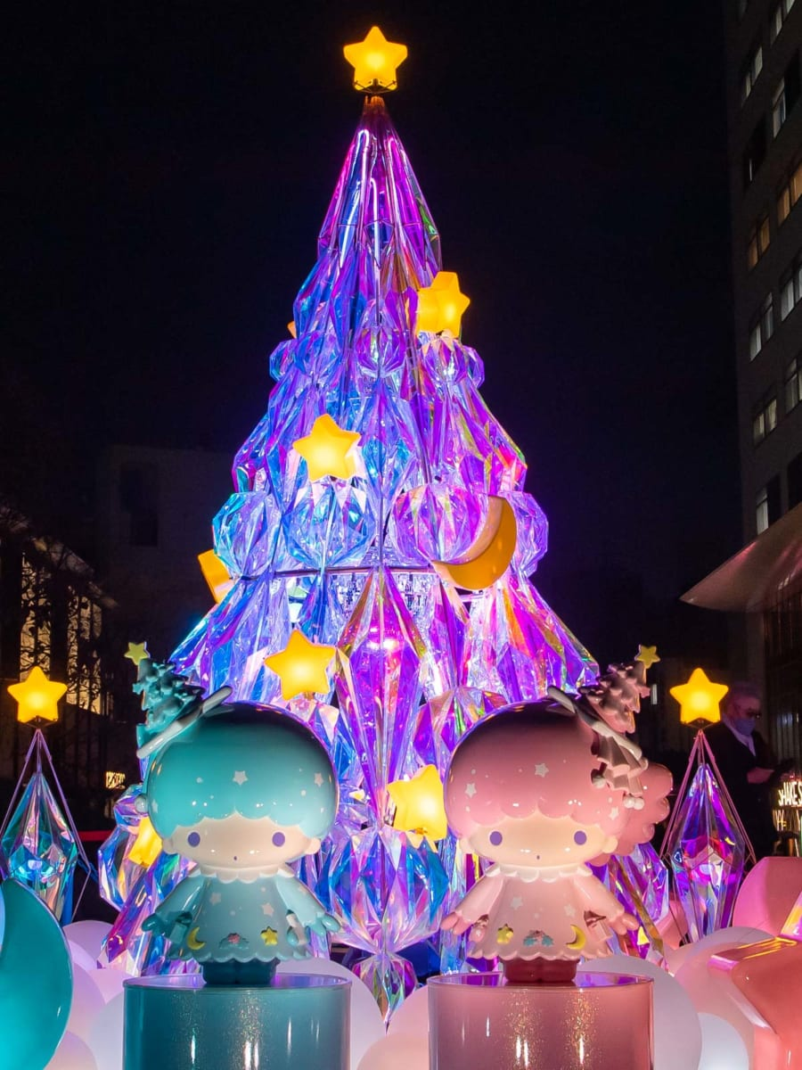 LittleTwinStars×新宿サザンテラス「TWINKLE COLOR CHRISTMAS」2