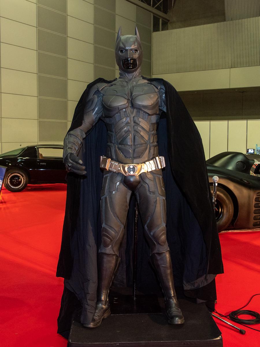 バットマンスーツ