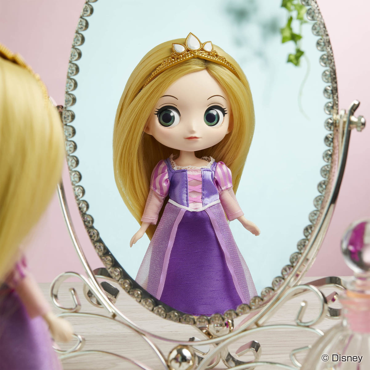 Q posket Doll ~Disney Princess Rapunzel~11
