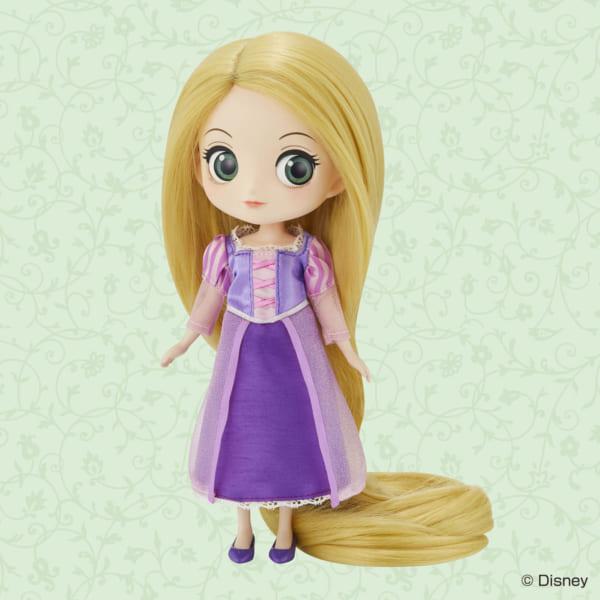 Q posket Doll ~Disney Princess Rapunzel~2