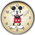 Amazon「Echo Wall Clock―Disneyミッキーマウスエディション」