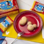 Disney SWEETS COLLECTION by 東京ばな奈『ミッキーマウス/パンケーキサンド「見ぃつけたっ」』写真2