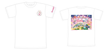 ロイヤル席オリジナルデザインTシャツ